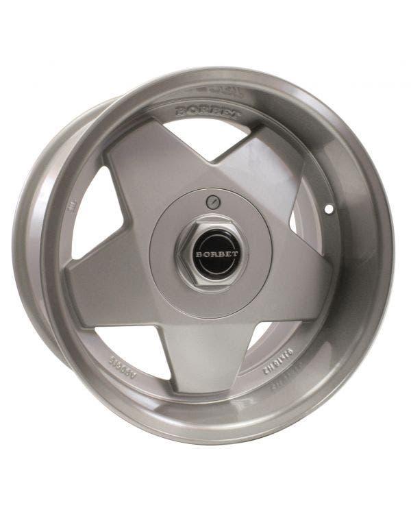 Borbet A Alloy Wheel 9Jx16'' ET15 4x100 Stud Pattern