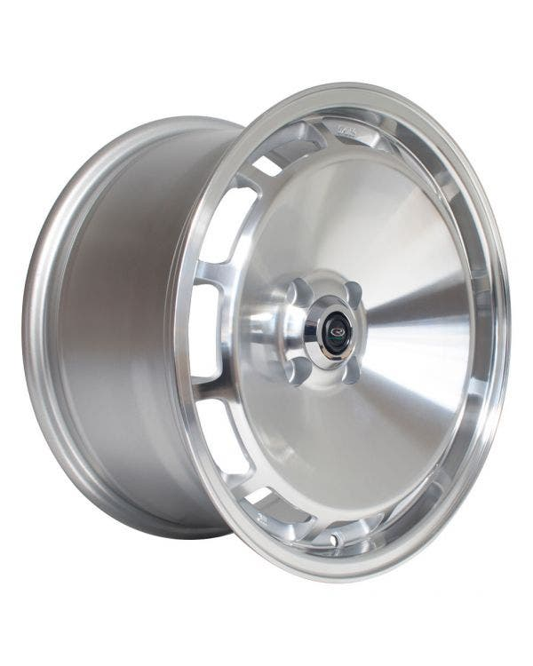 Rota D154 Alloy Wheel 8Jx16'' ET20 4x100 Stud Pattern Silver