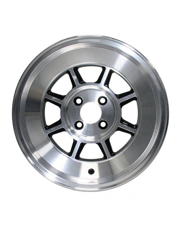 Rota BM8 Alloy Wheel 8Jx15'' ET10 4x100 Stud Pattern