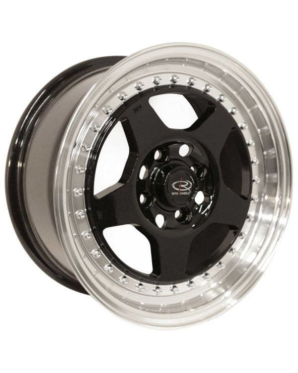 Alloy Wheel, Rota Kyusha 15x7, 4x100