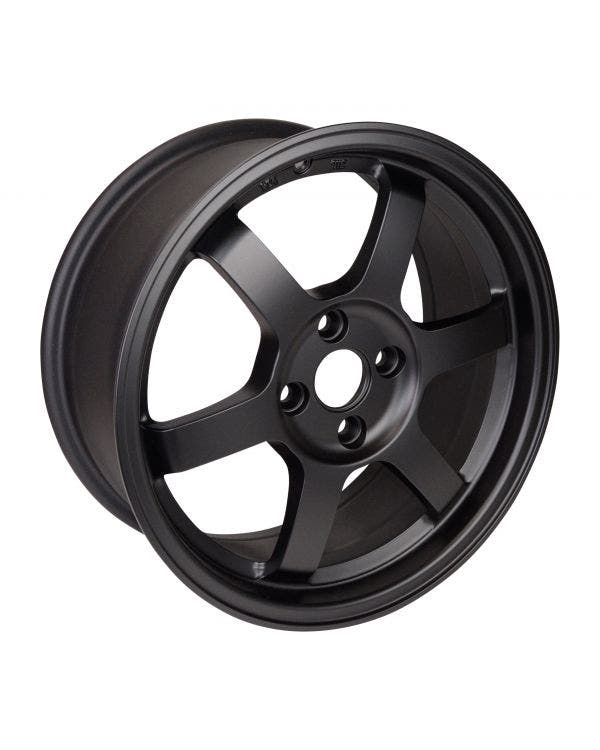 Rota Grid Alloy Wheel 7Jx16'' ET40 4x100 Stud Pattern Matt Black