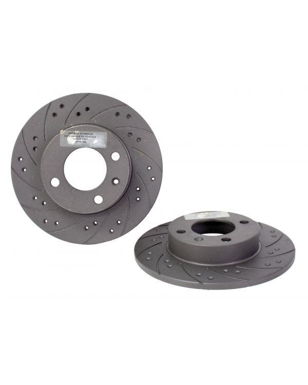 Black Diamond Brake Rotors 239x10mm Solid Pair
