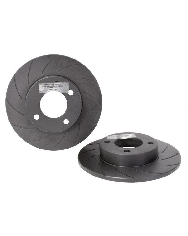 Black Diamond Brake Rotors 239mm Grooved Pair