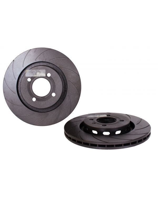 Black Diamond Brake Discs 280x22mm Grooved Pair