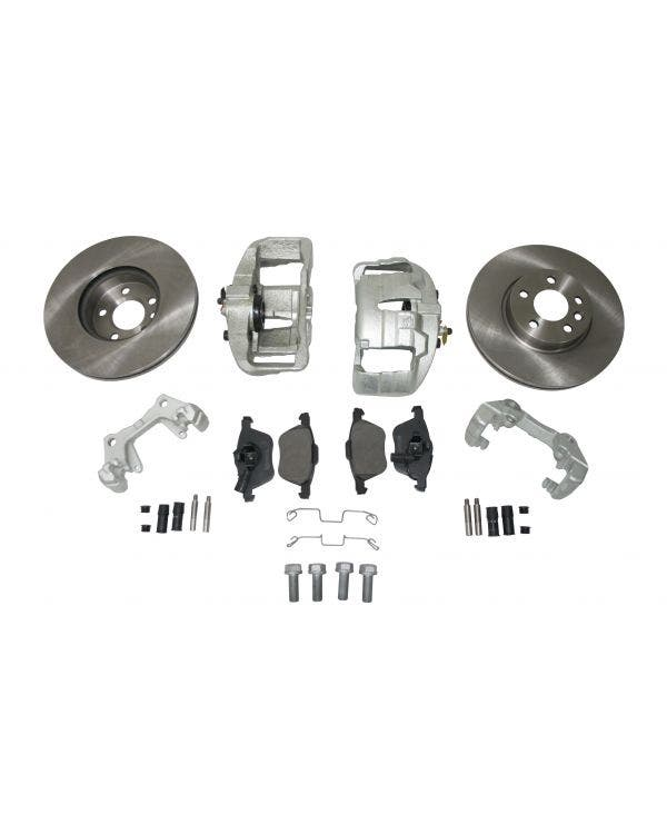 Big Brake Conversion Kit