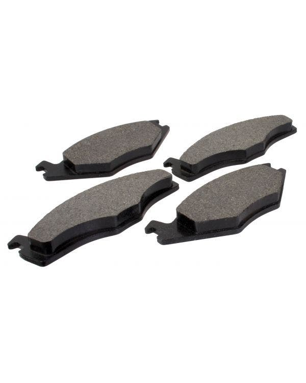 Black Diamond Brake Pad Set for 239x20 Rotors