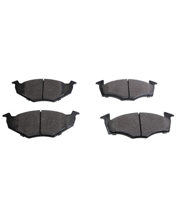 Bremsbelagsatz, vorne, Black Diamond, 239 or 256mm Bremsscheiben