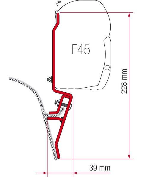 Fiamma F45 Adapters
