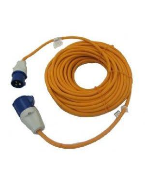 Cable de enganche eléctrico de 25m