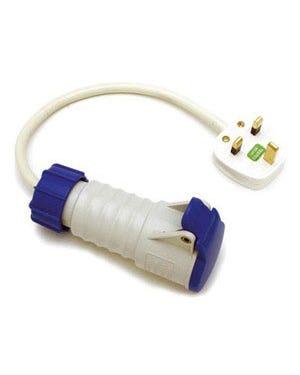 Umrüstung, Kabel, britisches Leitungsnetz, Anschlussadapter, 13-A-Stecker
