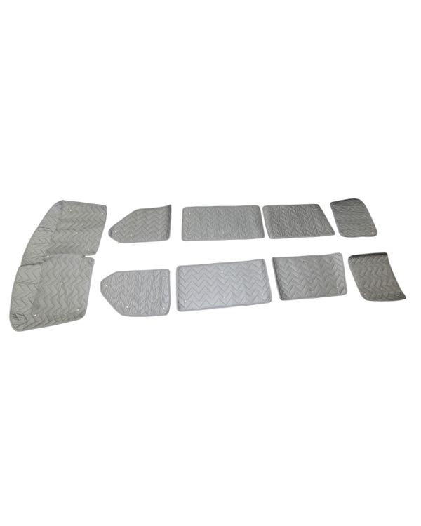 Deluxe Thermo Mat Kit for Short Wheel Base with Barndoors 9 Piece