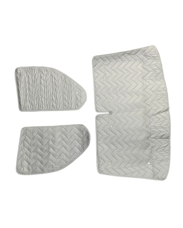 Deluxe Thermo Mat Kit 3 Piece for Front Cab
