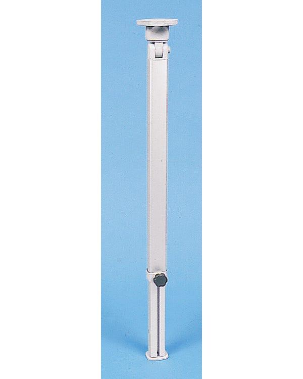 Pata de mesa plegable ajustable en altura Reimo, 55-76cm