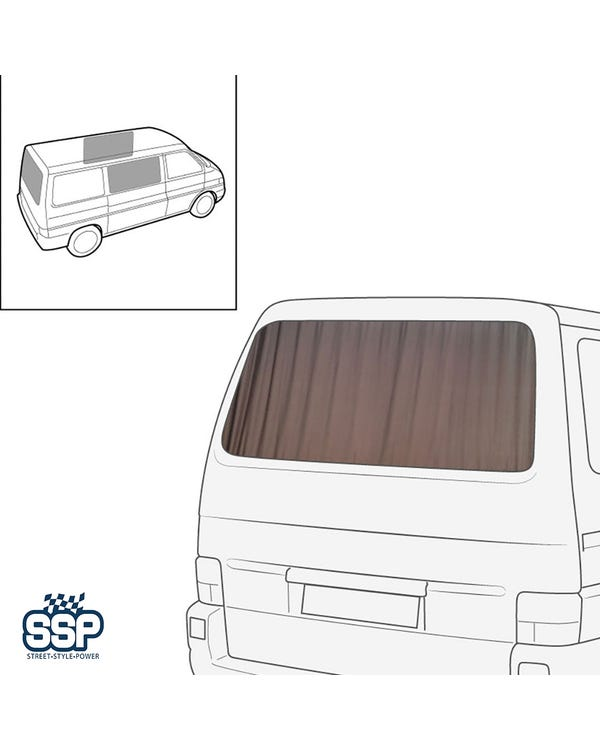 SSP Curtain Set 3 Piece Middle Sides & Tailgate
