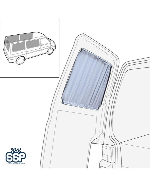 SSP Curtain Set 6 Piece for Short Wheelbase Sides & Barndoors
