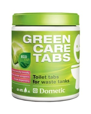 Dometic Greencare Tabs (tub of 16)