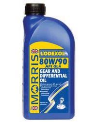 Morris Lodexol Gearbox Oil 80/90w, 1 Litre