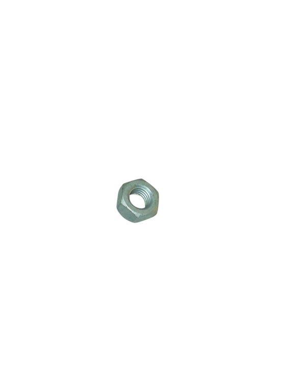 Hexagonal Nut Nylock M8