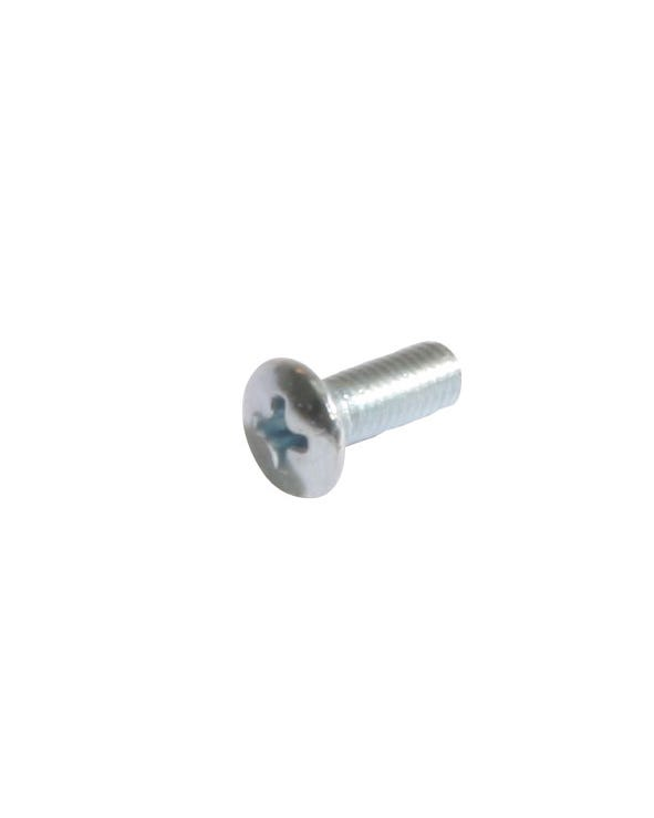 Screw, Countersunk, M5x14, Secures Mech to door T1