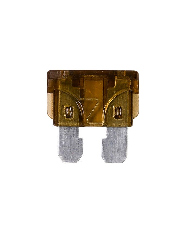 Blade Fuse, Brown, 7.5 Amp