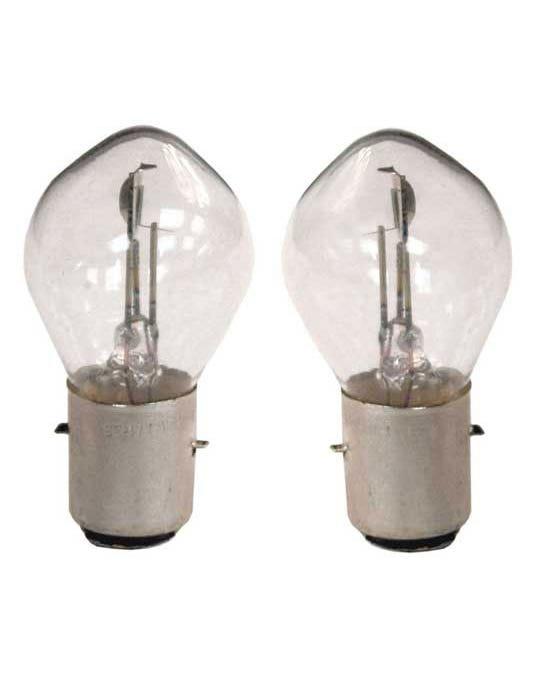 Headlight Bulb 396 12v 45/40w with BA20D Base