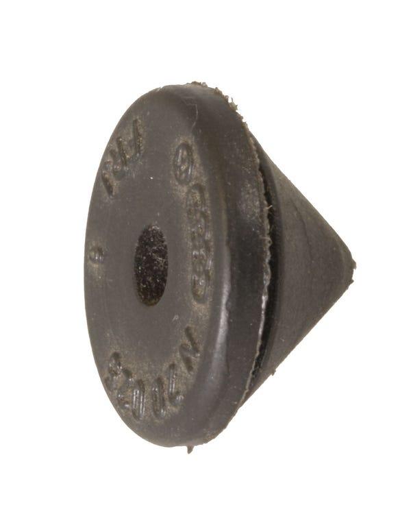 Tope goma de 12mm. Varios usos