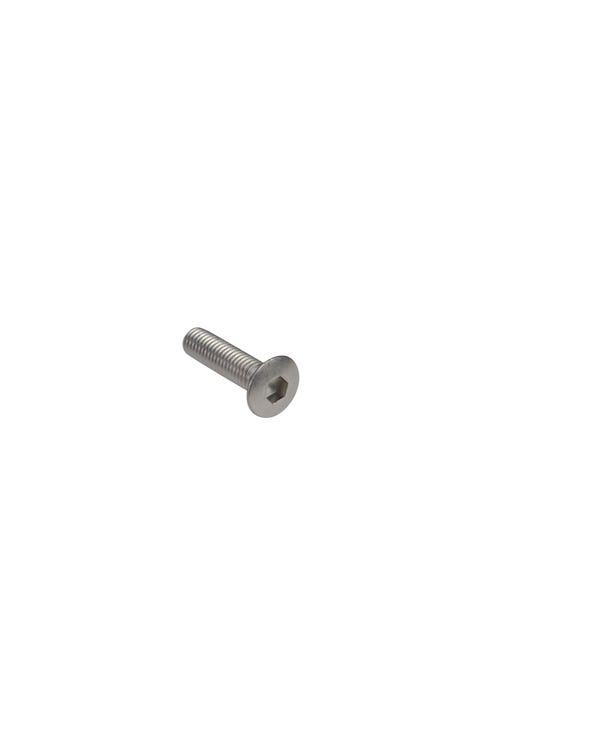 Bolt, Oval Head Countersunk, M8x32