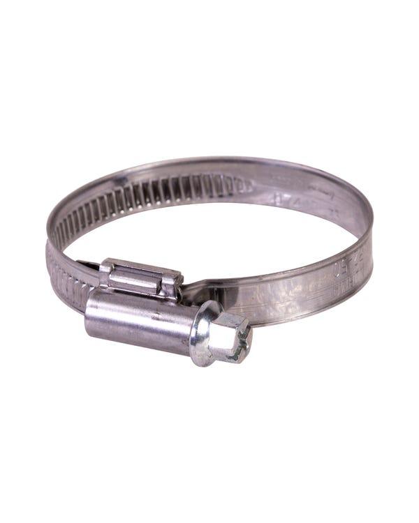 Clip manguito tipo atornillado. 32-50mm
