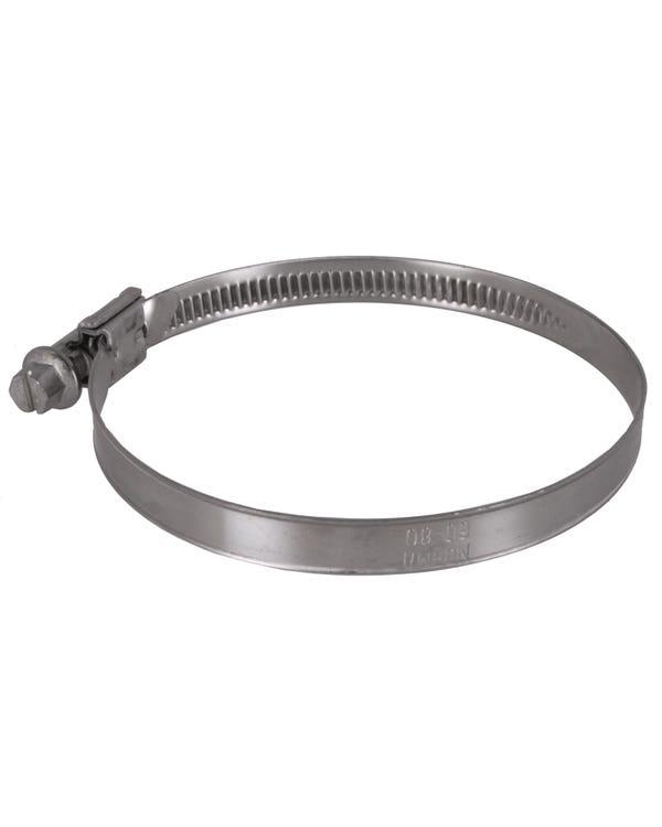 Heater Hose Clip, Screw Type Right