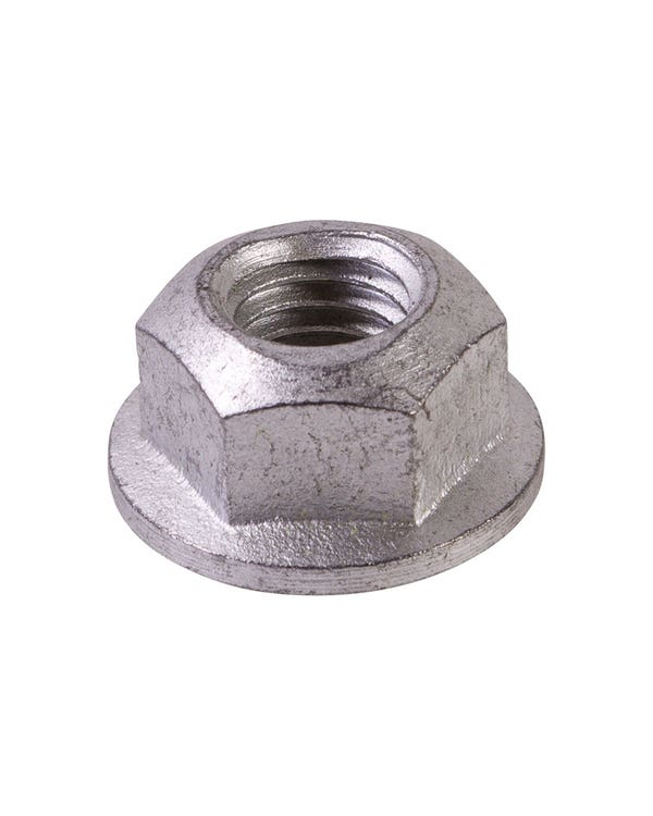 Hexagonal Nylock Nut M10