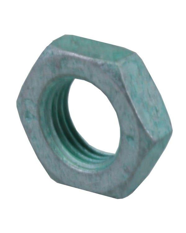 Tuerca hexagonal M10x1