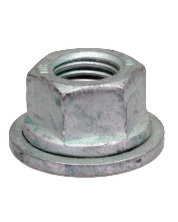 Hexagonal Nylock Collar Nut M12x1.5