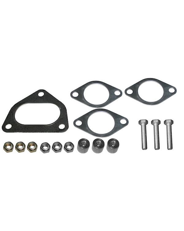 Exhaust Fitting Kit for Heat Exchanger