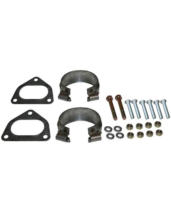 Exhaust Fitting Kit for Cross Pipe Bischoff
