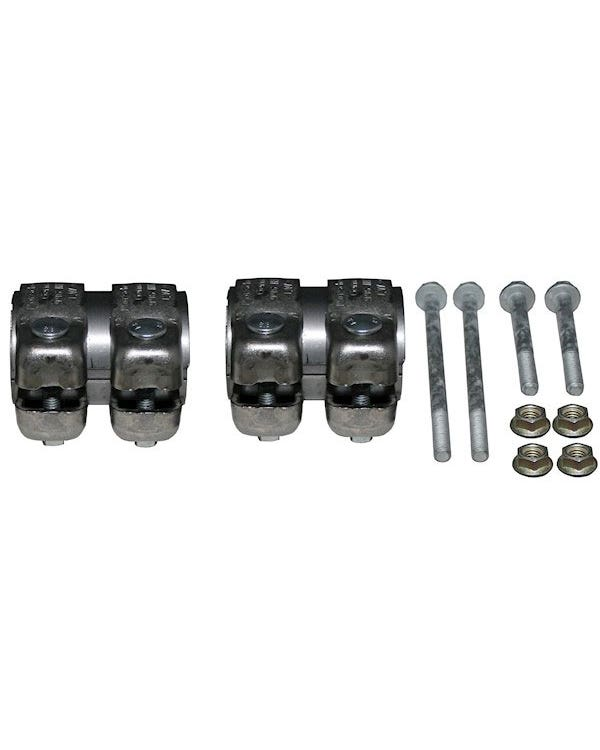 Exhaust Fitting Kit for Rear Silencers