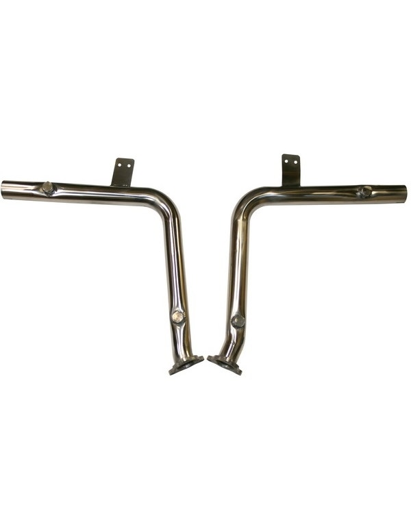 Catalytic Converter Bypass Pipe, Stainless Steel