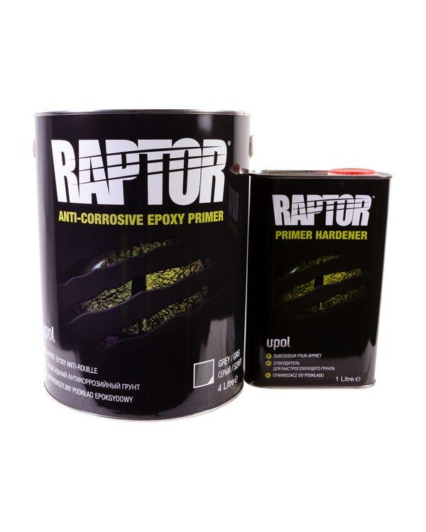 Raptor 2K Epoxy Anti Corrosive Primer
