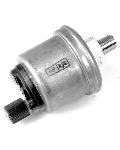 VDO Oil Pressure Sender 80PSI 1 Pin M10 x 1