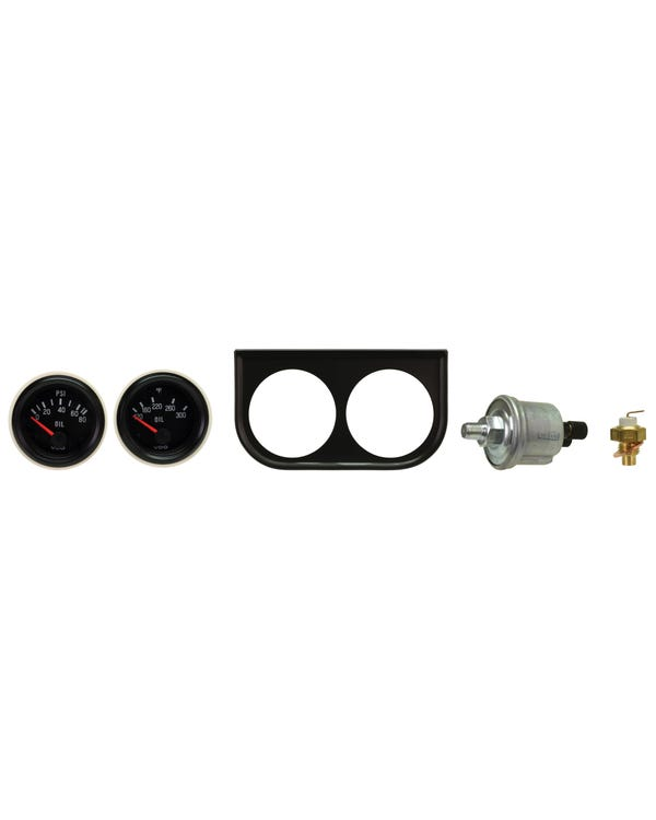 VDO Gauge Essentials Kit
