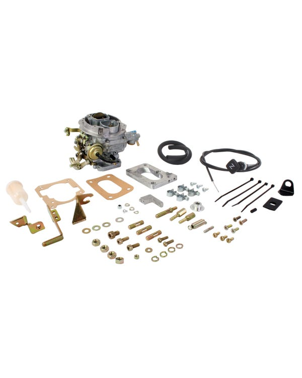 Weber Carburettor Kit, 32/34 DMTL Manual Gearbox 1.6