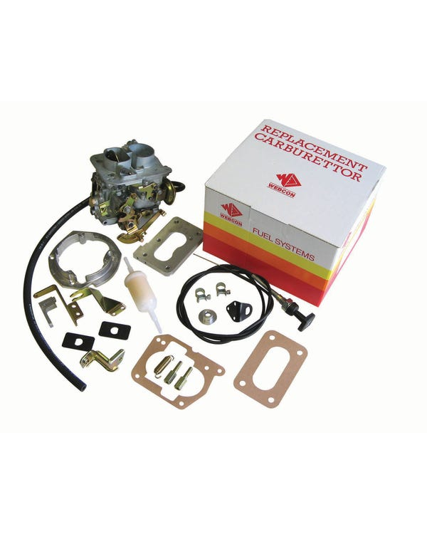 Weber Carburettor Kit - Weber 32/34 DMTL Manual Gearbox 1.8