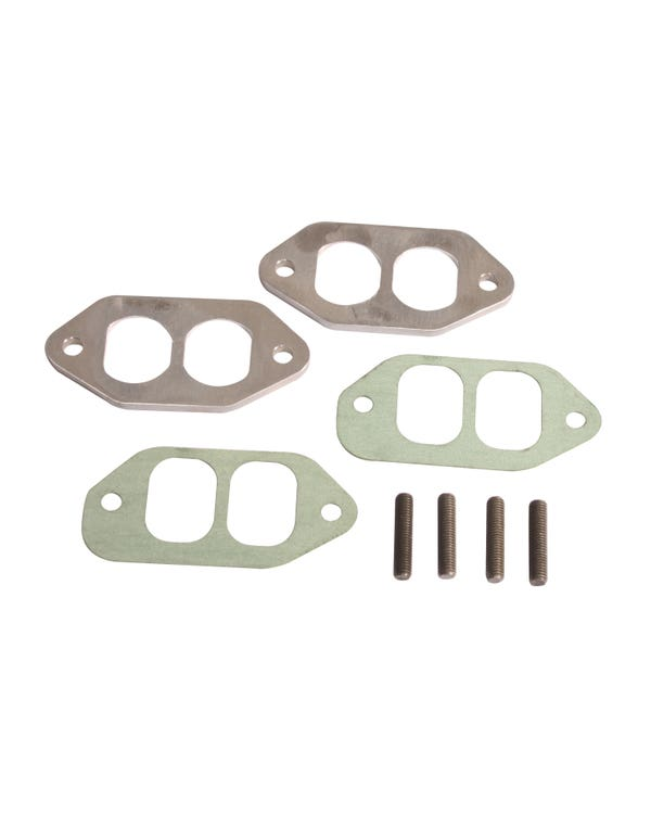 K&N Inlet Manifold Adapter Kit - Twin Carburettors 1.9-2.1