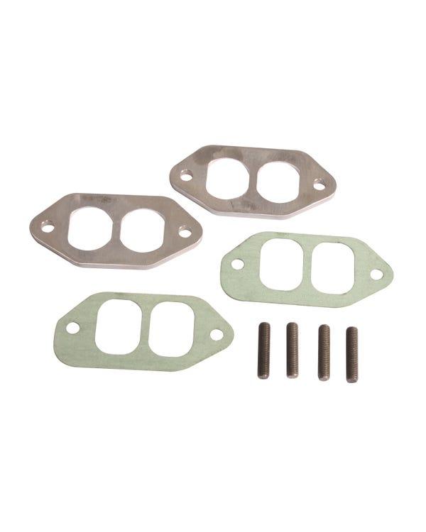 Adapter-Kit, Ansaugkrümmer, K&N - Doppelvergaser, 1.9-2.1