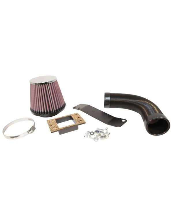 K&N Air filter 57i Induction Kit for 2.0 8v GTI