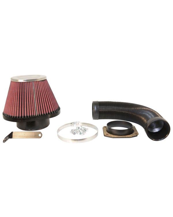 K&N Luftfilter 57i Induktions-Kit für 2.0 8v GTI