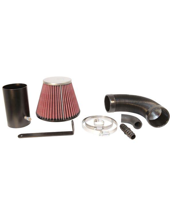K&N Air filter 57i Induction Kit for 2.0 16v GTI