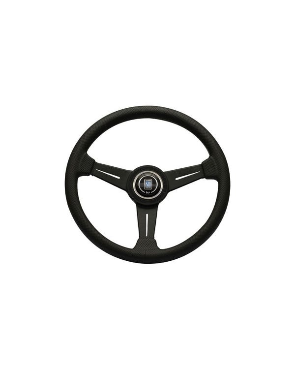 Nardi Classic Steering Wheel, Black Leather 340mm
