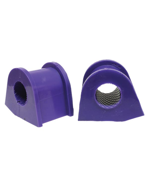 Powerflex Front Anti-Roll Bar To Chassis Bush Pair 23mm