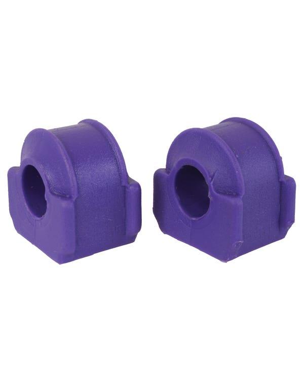 Powerflex Buchse, außenliegend, Stabilisatoren, vorne, 16 mm, Paar