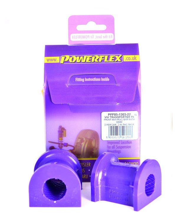 Powerflex Front Anti-Roll Bar Bush 22mm Pair